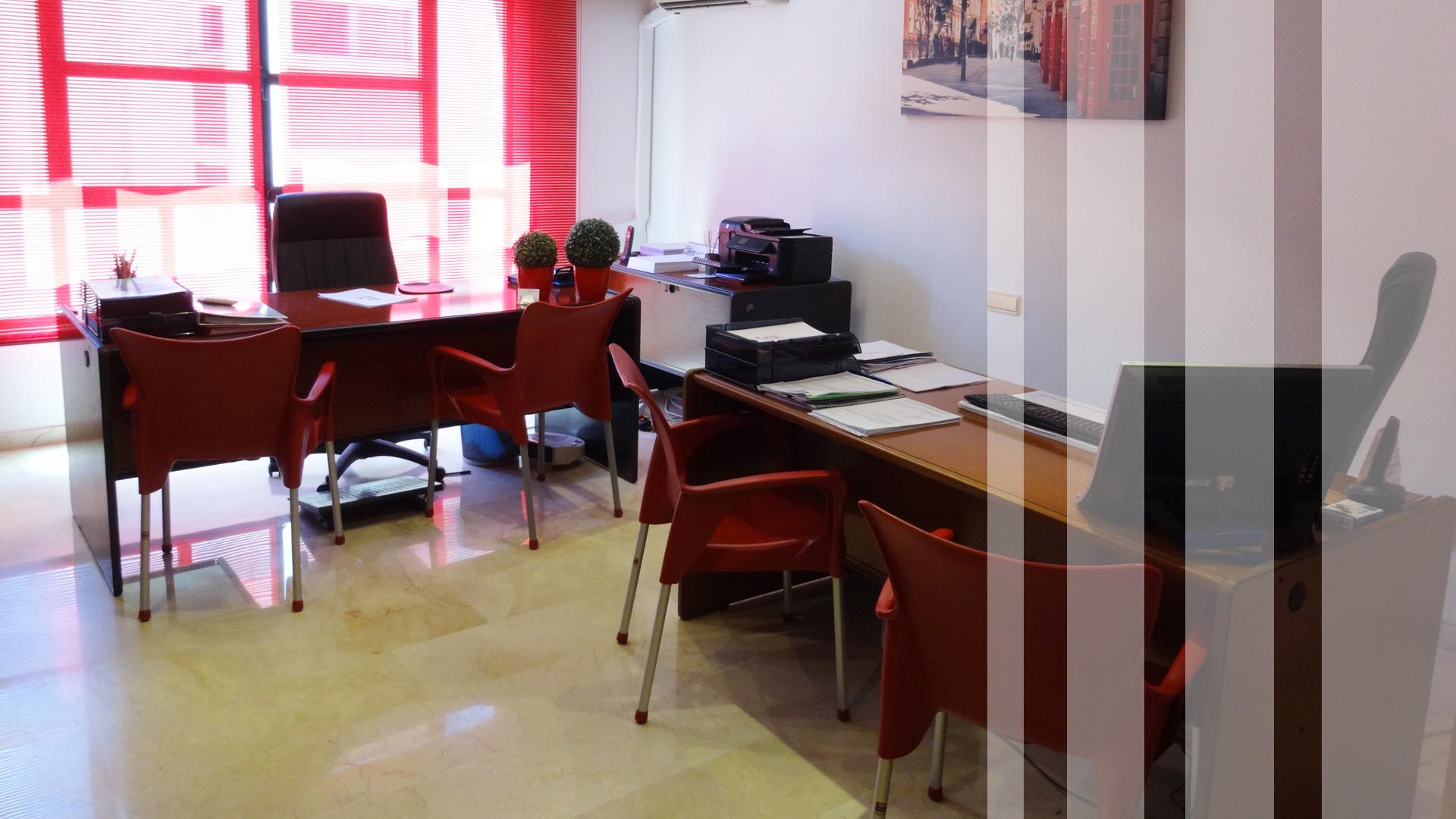 Oficinas de Ethica Administración de Fincas Alicante